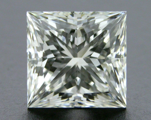 1.09 ct I VS2 A CUT ABOVE® Princess Super Ideal Cut Diamond