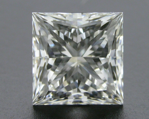 1.265 ct G VVS2 A CUT ABOVE® Princess Super Ideal Cut Diamond