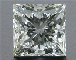 1.048 ct H VS1 A CUT ABOVE® Princess Super Ideal Cut Diamond