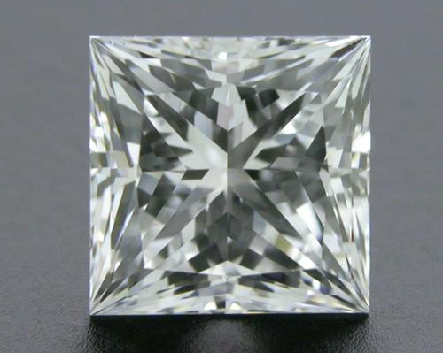 1.025 ct G VVS1 A CUT ABOVE® Princess Super Ideal Cut Diamond