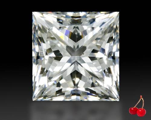 0.521 ct E SI1 Expert Selection Princess Cut Loose Diamond