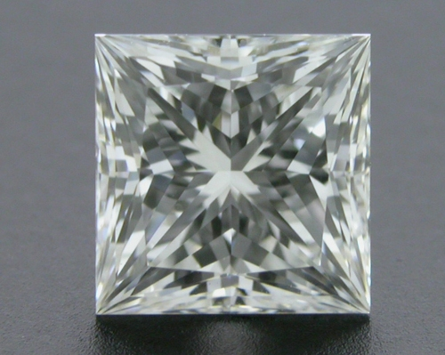 0.703 ct H VVS2 A CUT ABOVE® Princess Super Ideal Cut Diamond