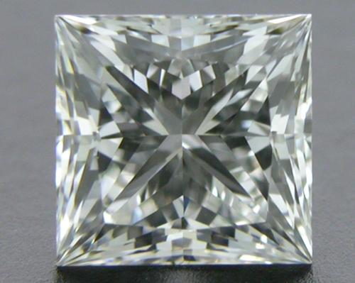 0.544 ct H VS1 A CUT ABOVE® Princess Super Ideal Cut Diamond