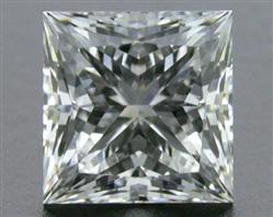 1.012 ct F VS2 A CUT ABOVE® Princess Super Ideal Cut Diamond
