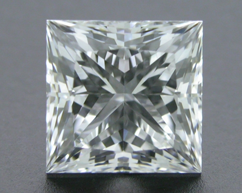 1.074 ct E VS1 A CUT ABOVE® Princess Super Ideal Cut Diamond