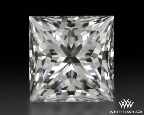 0.542 ct H VS2 A CUT ABOVE® Princess Super Ideal Cut Diamond