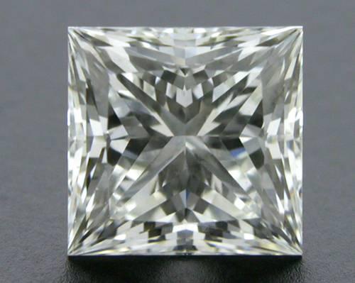 1.016 ct I VVS2 A CUT ABOVE® Princess Super Ideal Cut Diamond