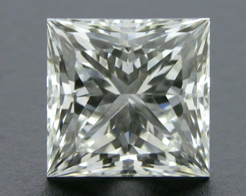 1.016 ct I VVS2 A CUT ABOVE® Princess Super Ideal Cut Diamond