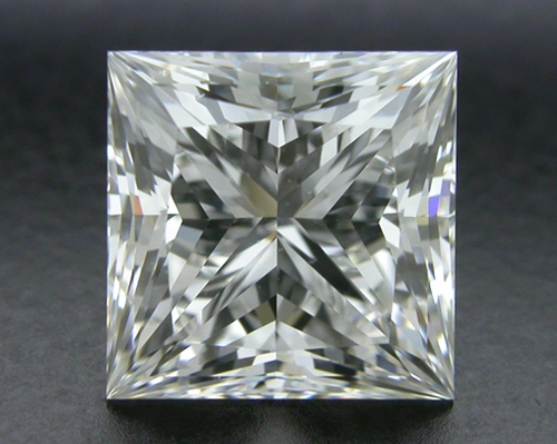 2.003 ct H VS1 A CUT ABOVE® Princess Super Ideal Cut Diamond