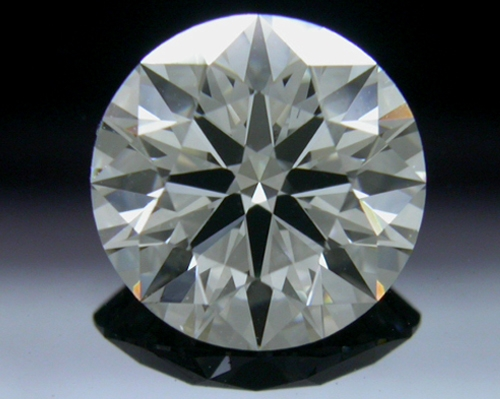 1.204 ct J VS1 A CUT ABOVE® Hearts and Arrows Super Ideal Round Cut Loose Diamond