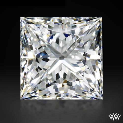 0.736 ct G VS2 A CUT ABOVE® Princess Super Ideal Cut Diamond