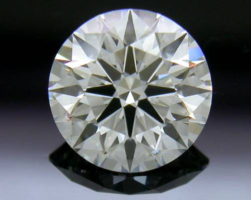 0.726 ct F VS2 A CUT ABOVE® Hearts and Arrows Super Ideal Round Cut Loose Diamond