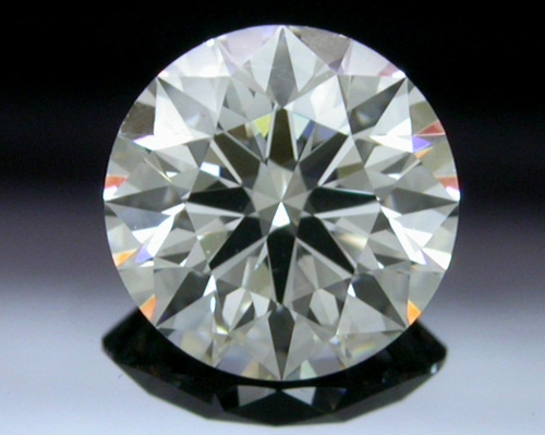 0.745 ct G VVS2 A CUT ABOVE® Hearts and Arrows Super Ideal Round Cut Loose Diamond