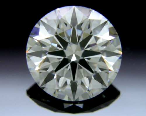 0.734 ct I VVS2 A CUT ABOVE® Hearts and Arrows Super Ideal Round Cut Loose Diamond