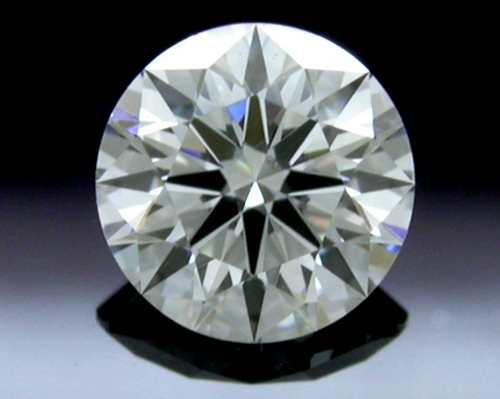 0.413 ct G SI1 A CUT ABOVE® Hearts and Arrows Super Ideal Round Cut Loose Diamond