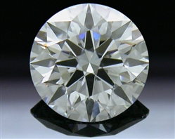 1.357 ct H VS2 Expert Selection Round Cut Loose Diamond