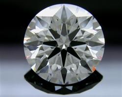 1.516 ct E VS2 A CUT ABOVE® Hearts and Arrows Super Ideal Round Cut Loose Diamond