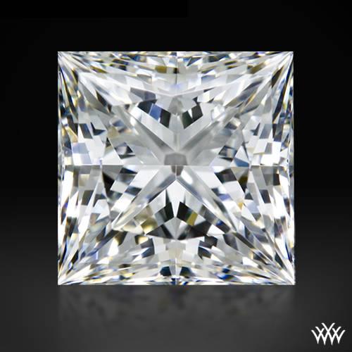 0.705 ct G VS2 A CUT ABOVE® Princess Super Ideal Cut Diamond