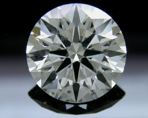 1.523 ct G SI1 A CUT ABOVE® Hearts and Arrows Super Ideal Round Cut Loose Diamond