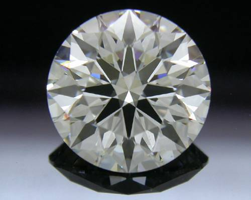 1.621 ct I VS2 A CUT ABOVE® Hearts and Arrows Super Ideal Round Cut Loose Diamond