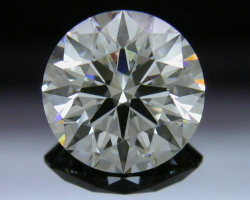 0.831 ct G VVS2 A CUT ABOVE® Hearts and Arrows Super Ideal Round Cut Loose Diamond