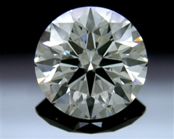 0.837 ct H SI1 Expert Selection Round Cut Loose Diamond