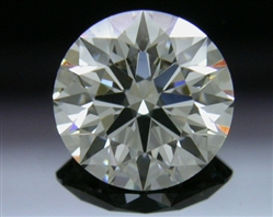 0.77 ct J VS2 A CUT ABOVE® Hearts and Arrows Super Ideal Round Cut Loose Diamond