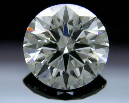 0.796 ct F SI1 Expert Selection Round Cut Loose Diamond