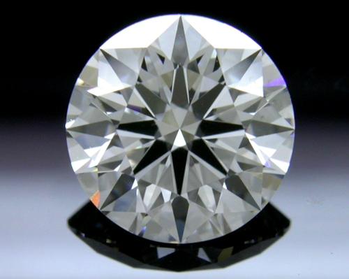 1.135 ct E VS2 A CUT ABOVE® Hearts and Arrows Super Ideal Round Cut Loose Diamond