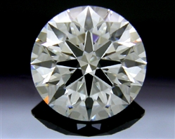 1.221 ct F VS2 A CUT ABOVE® Hearts and Arrows Super Ideal Round Cut Loose Diamond