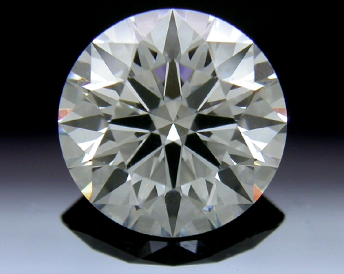1.261 ct F VS2 A CUT ABOVE® Hearts and Arrows Super Ideal Round Cut Loose Diamond