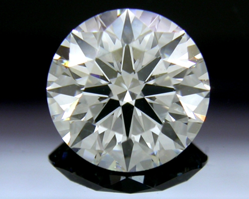 1.523 ct F VS1 A CUT ABOVE® Hearts and Arrows Super Ideal Round Cut Loose Diamond