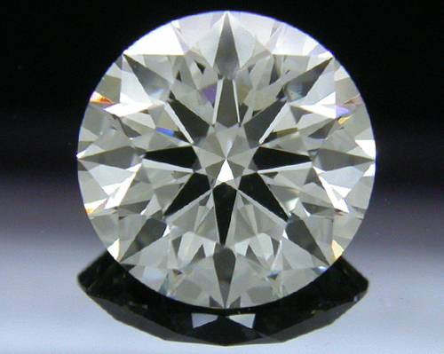 1.792 ct J VS2 A CUT ABOVE® Hearts and Arrows Super Ideal Round Cut Loose Diamond