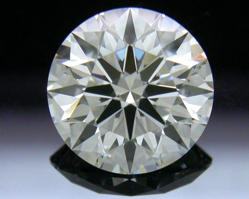 1.531 ct G VS2 A CUT ABOVE® Hearts and Arrows Super Ideal Round Cut Loose Diamond