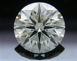 1.211 ct G VS1 A CUT ABOVE® Hearts and Arrows Super Ideal Round Cut Loose Diamond