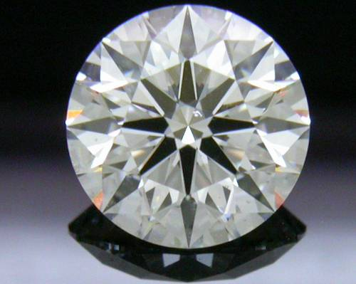 1.261 ct G SI1 A CUT ABOVE® Hearts and Arrows Super Ideal Round Cut Loose Diamond