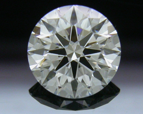 1.205 ct H VS2 A CUT ABOVE® Hearts and Arrows Super Ideal Round Cut Loose Diamond