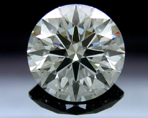 1.285 ct H VS1 A CUT ABOVE® Hearts and Arrows Super Ideal Round Cut Loose Diamond
