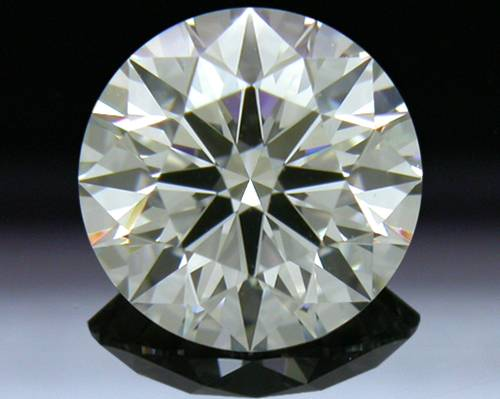 1.217 ct I VS1 A CUT ABOVE® Hearts and Arrows Super Ideal Round Cut Loose Diamond