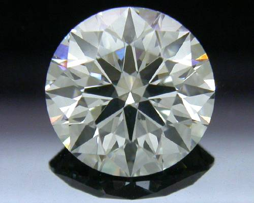 1.231 ct I VS2 A CUT ABOVE® Hearts and Arrows Super Ideal Round Cut Loose Diamond