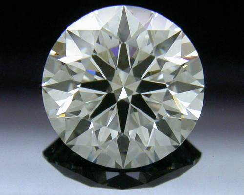 1.276 ct I VS1 A CUT ABOVE® Hearts and Arrows Super Ideal Round Cut Loose Diamond