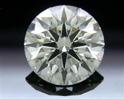 1.263 ct I VS1 A CUT ABOVE® Hearts and Arrows Super Ideal Round Cut Loose Diamond