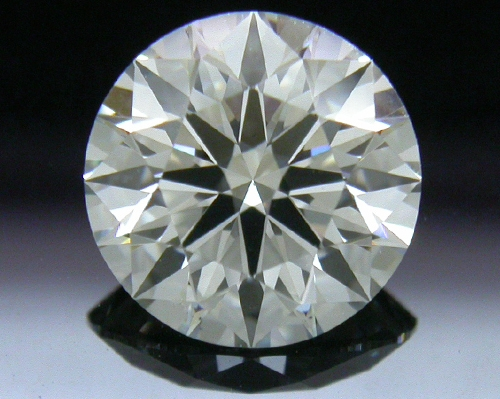 1.211 ct I VS2 A CUT ABOVE® Hearts and Arrows Super Ideal Round Cut Loose Diamond