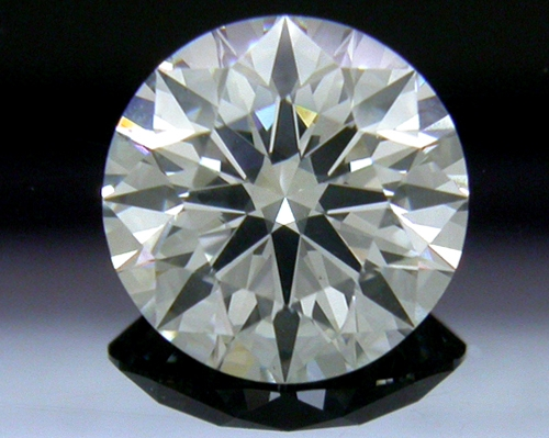 1.22 ct I VS2 A CUT ABOVE® Hearts and Arrows Super Ideal Round Cut Loose Diamond