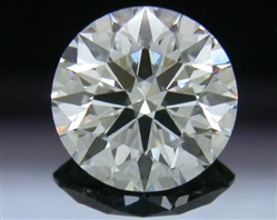1.02 ct H VS2 A CUT ABOVE® Hearts and Arrows Super Ideal Round Cut Loose Diamond