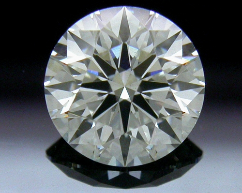 1.07 ct I VS2 A CUT ABOVE® Hearts and Arrows Super Ideal Round Cut Loose Diamond