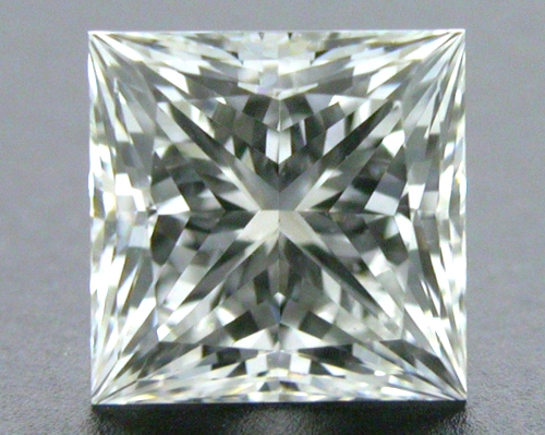 0.52 ct G VS1 A CUT ABOVE® Princess Super Ideal Cut Diamond