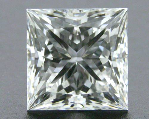 0.54 ct F VS1 A CUT ABOVE® Princess Super Ideal Cut Diamond