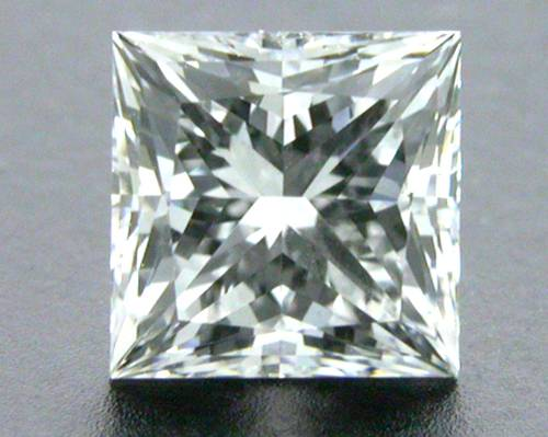 0.60 ct F VS1 A CUT ABOVE® Princess Super Ideal Cut Diamond