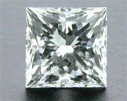 0.60 ct F VS1 A CUT ABOVE® Princess Super Ideal Cut Diamond